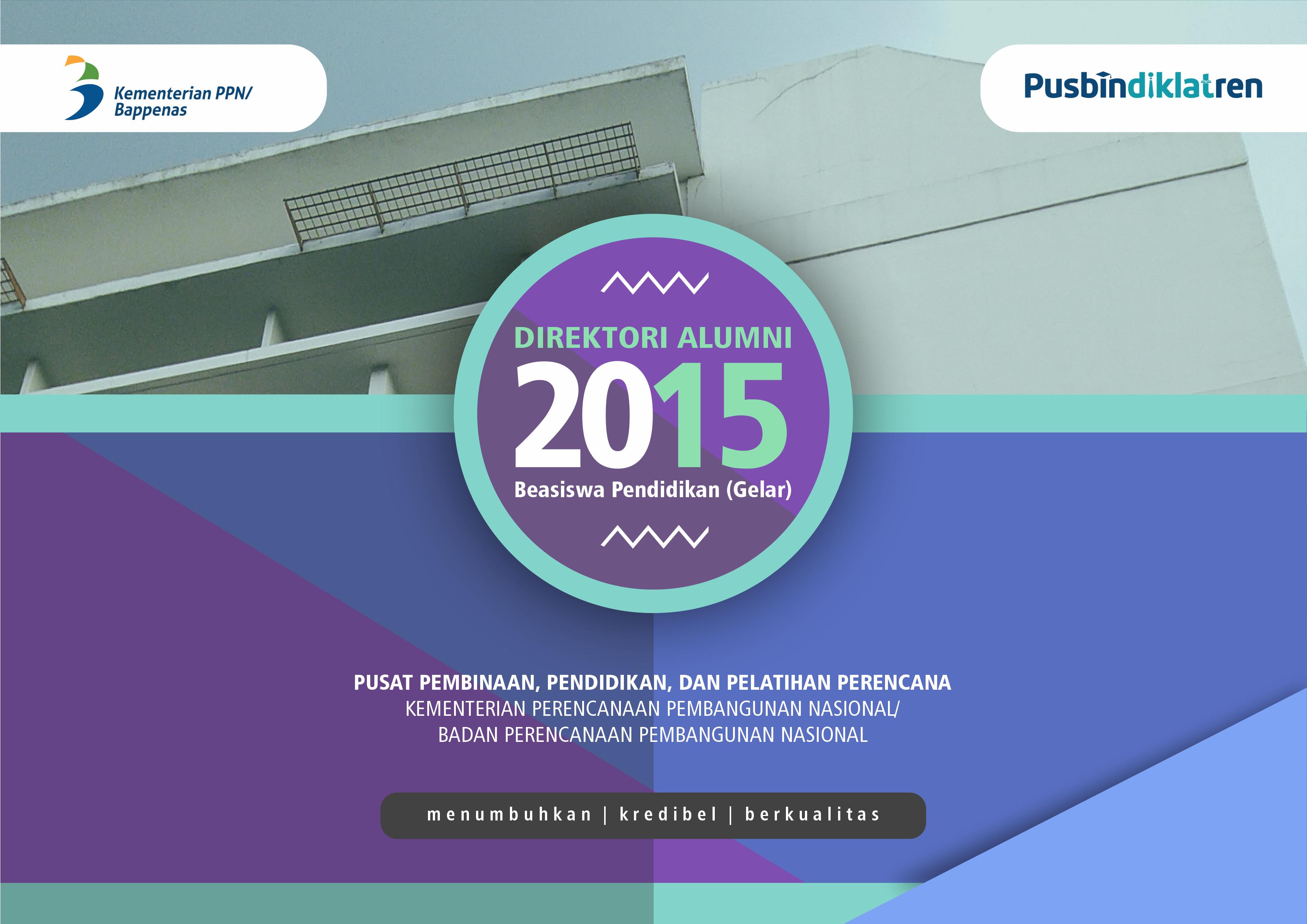 Cover Alumni 2015