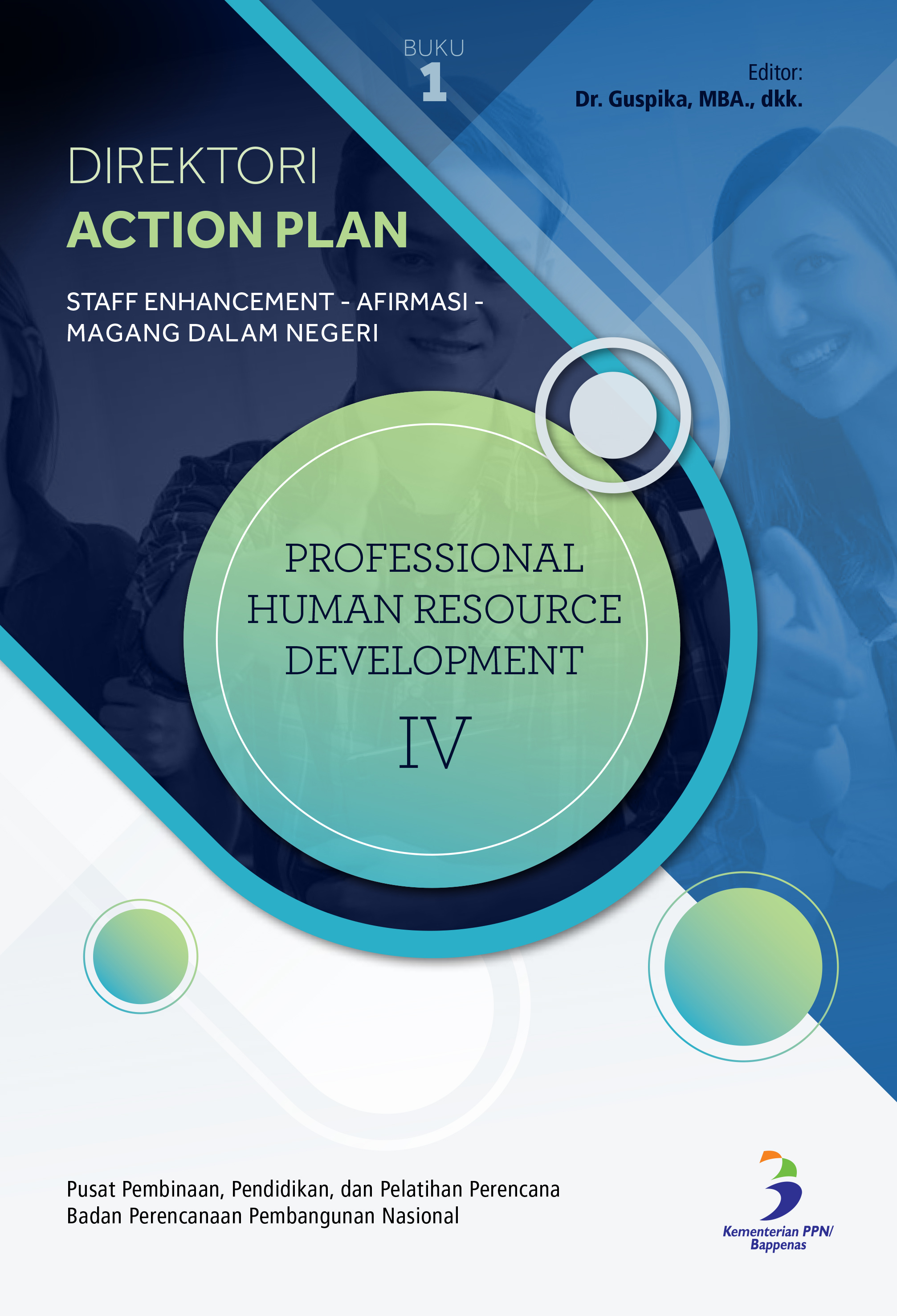 Buku 1 - Direktori Action Plan Program Pelatihan PHRD IV