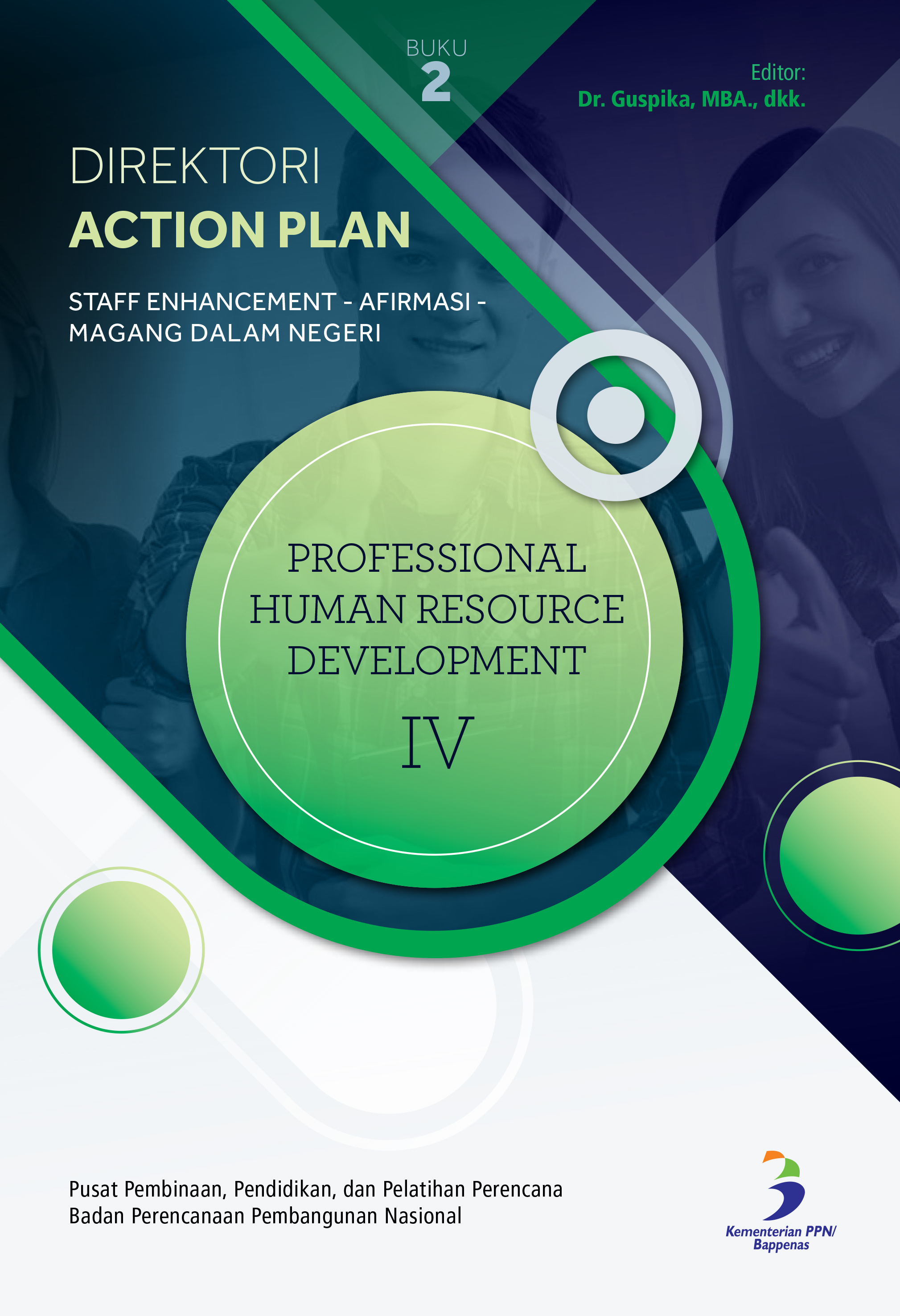 Buku 2 - Direktori Action Plan Program Pelatihan PHRD IV