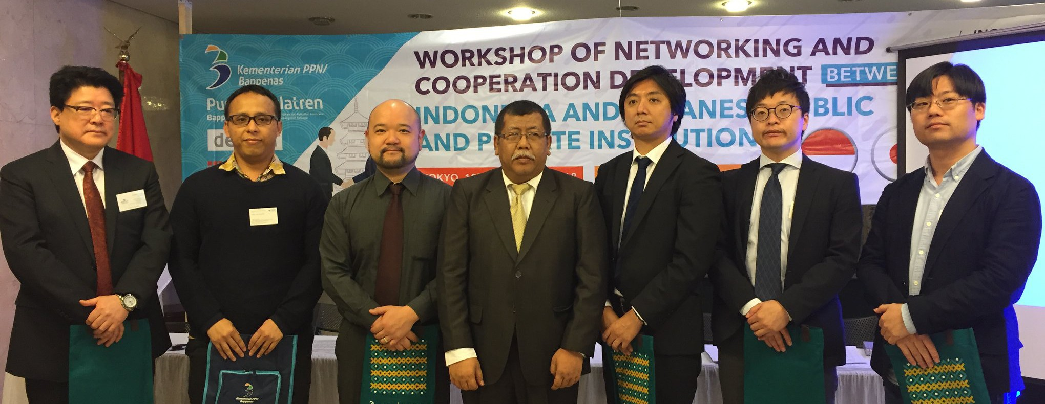 Workshop Networking and Cooperation Development Indonesia-Japan